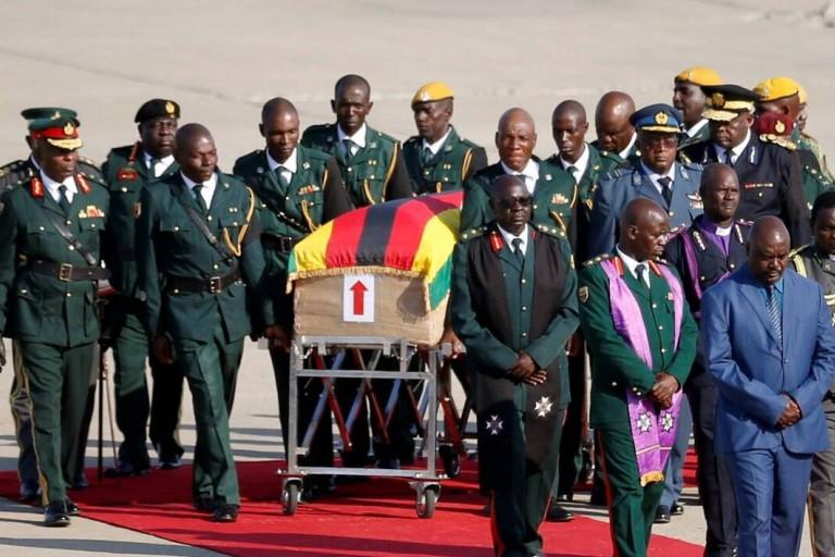 Une vingtaine de chefs d'Etat aux obsèques de Robert Mugabe
