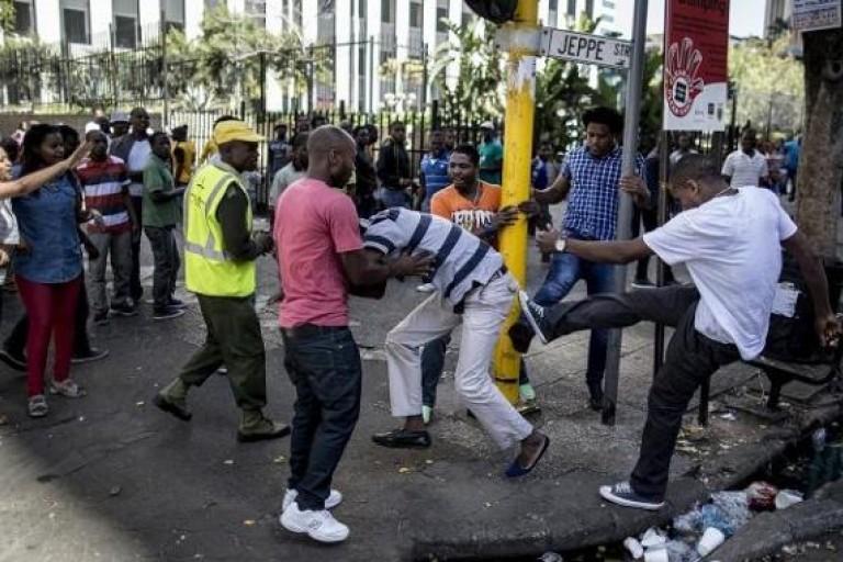 Les violences xénophobes s'intensifient en Afrique du Sud