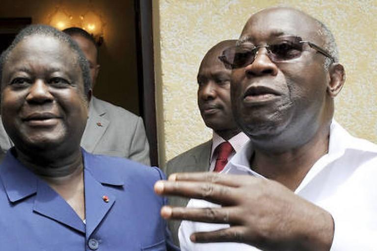 Le FPI de Laurent Gbagbo attendu au meeting du PDCI-RDA
