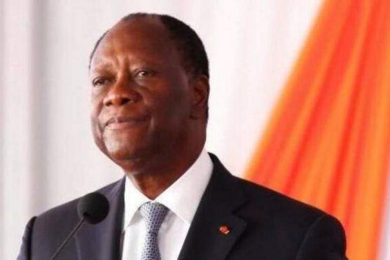 Alassane Ouattara et son régime ont fait l'objet de vives critique samedi dernier à Yamoussoukro