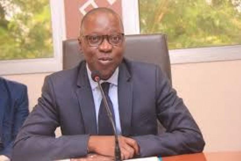 Amadou Koné; ministre ivoirien des transports