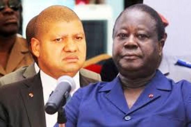 Présidentielle:  Henri Konan Bédié barre la route à Billon et Thierry Tanoh