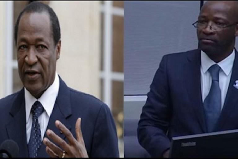 Devant des journalistes burkinabè, Blé Goudé plaind Compaoré
