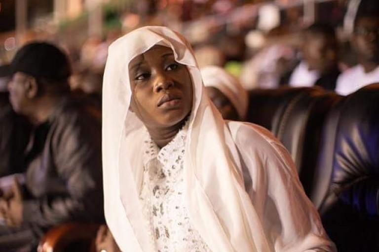 Carmen Sama, la veuve de Dj Arafat, est partie avec la petite Rafna