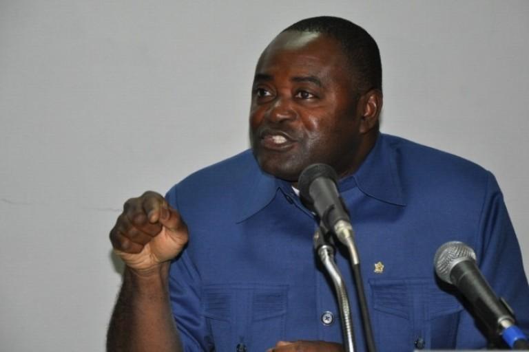 L'honorable Gnamien Konan, président de la Nouvelle Côte d'Ivoire