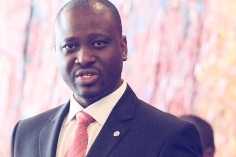 Guillaume Soro, Président de GPS