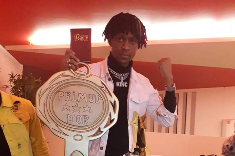 Safarel Obiang designé Primud d'or 2019