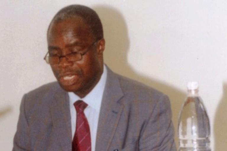 Alphonse Voho Sahi, ambassadeur de Côte d'Ivoire en Algérie