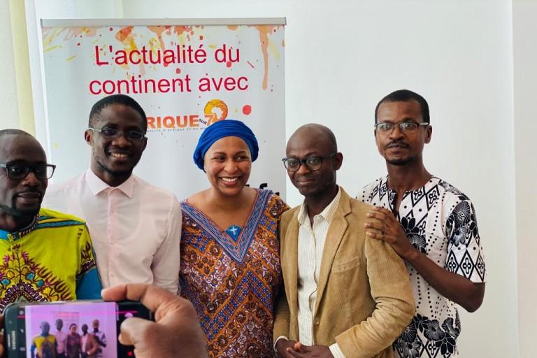 Yasmina Ouegnin à afrique-sur7