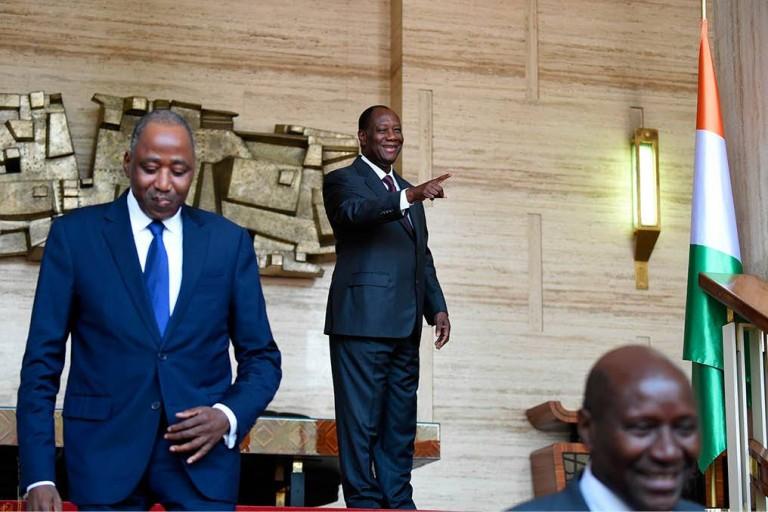 L' opposition ivoirienne à l'épreuve des actions de déstabilisation du pouvoir