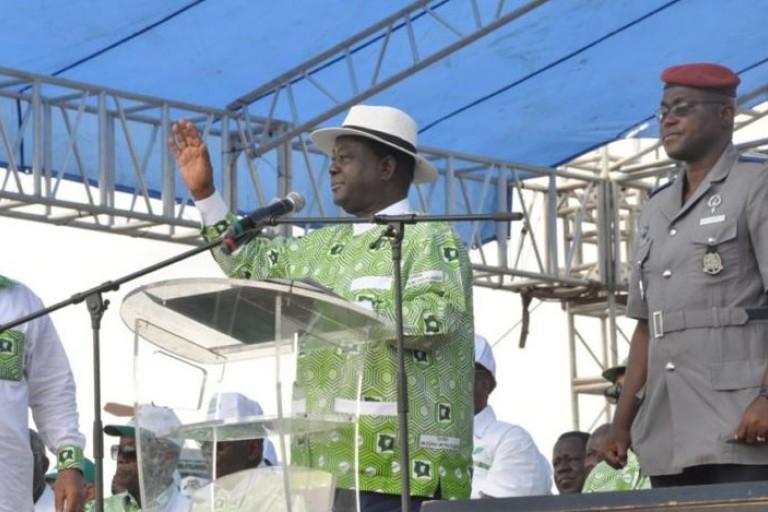 Après Yamoussoukro, Henri Konan Bédié maintient le cap
