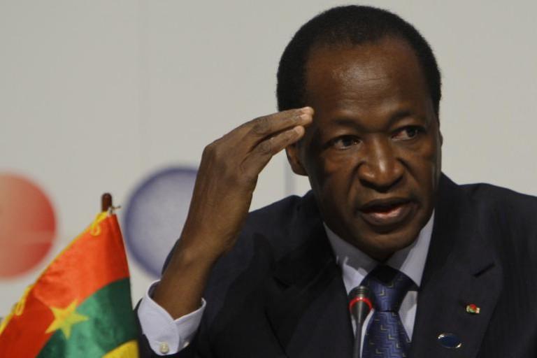 Le CDP en crise, Blaise Compaoré parle