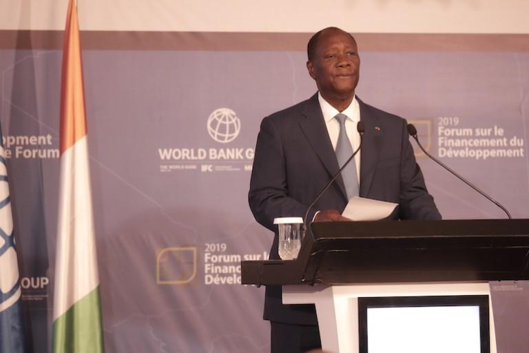 Le Forum sur le financement du développement ouvert à Abidjan