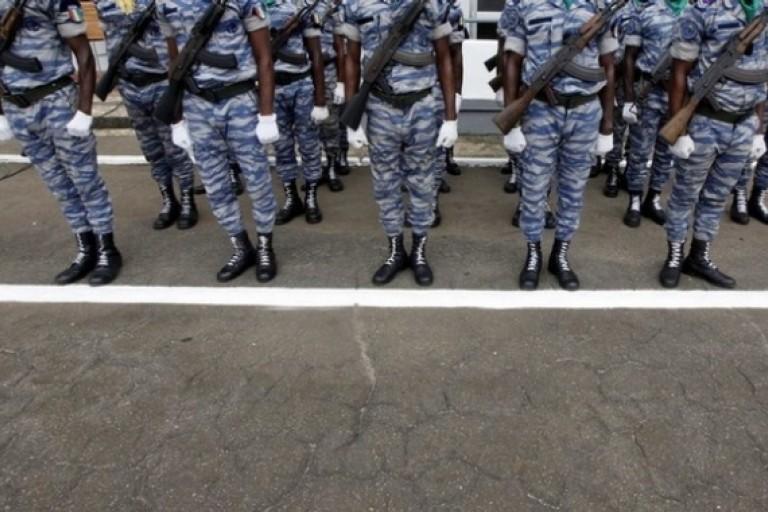 MDL Yves Odilon Kayo, en service à l'escadron d'Aboisso s'est donné la mort