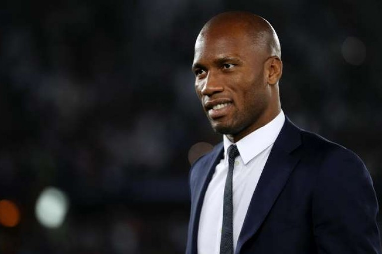 Didier Drogba veut la Fif