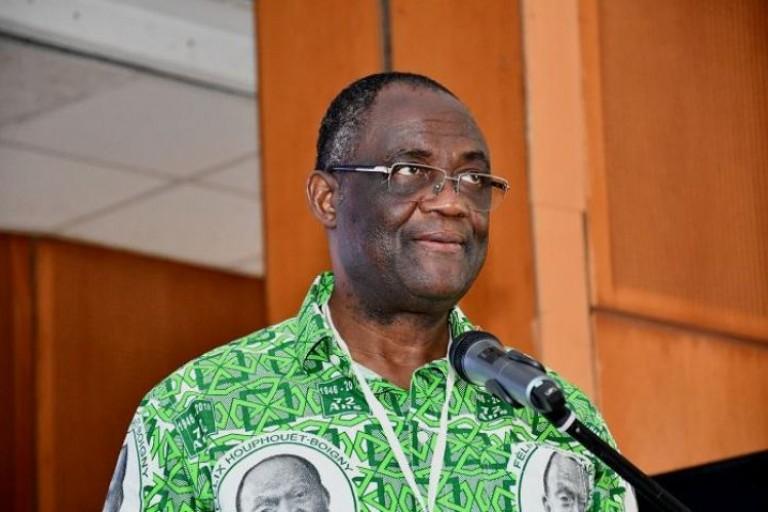 Maurice Kakou Guikahué, secrétaire exécutif en chef du PDCI-RDA