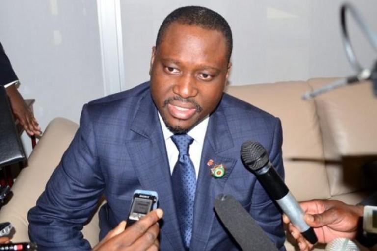 Guillaume Soro; ancien chef du parlement ivoirien