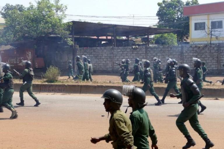Guinée : 3e mandat de Condé, le pays sous tension