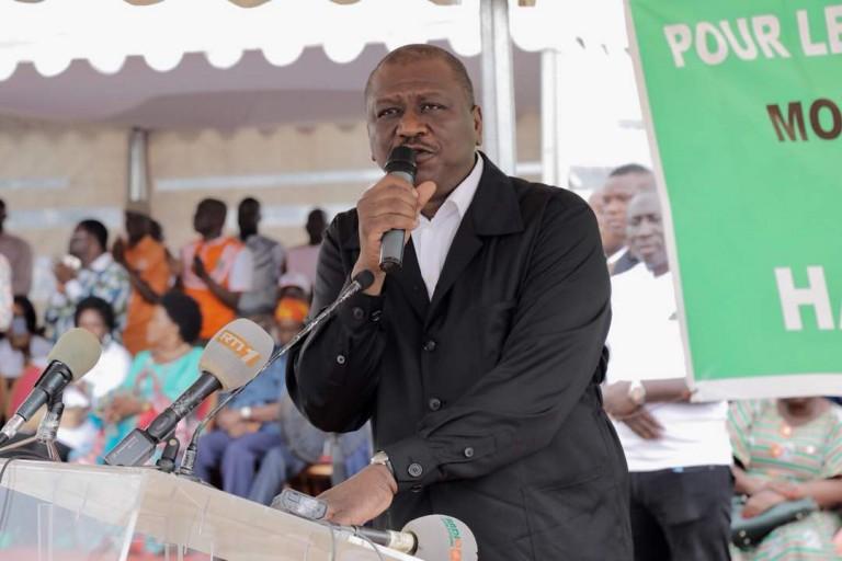 Hamed Bakayoko, Premier ministre ivoirien, rencontre la jeunesse, ce lundi