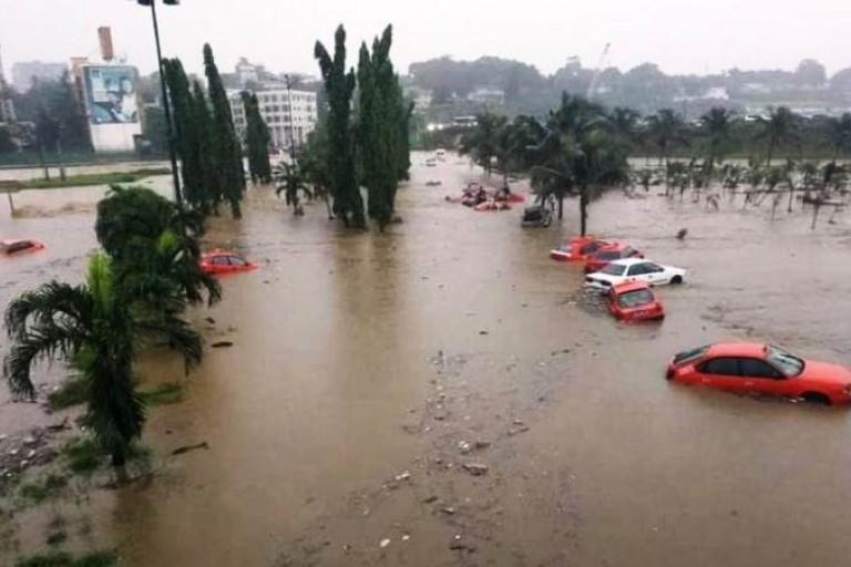 Inondations meurtrières, le Préfet Vincent Toh Bi Irié fait le point