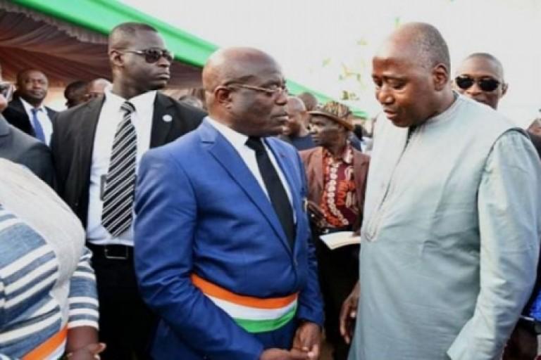 L'affaire Denis Kah Zion-Amadou Gon Coulibaly suscite de vives réactions dans l'opinion