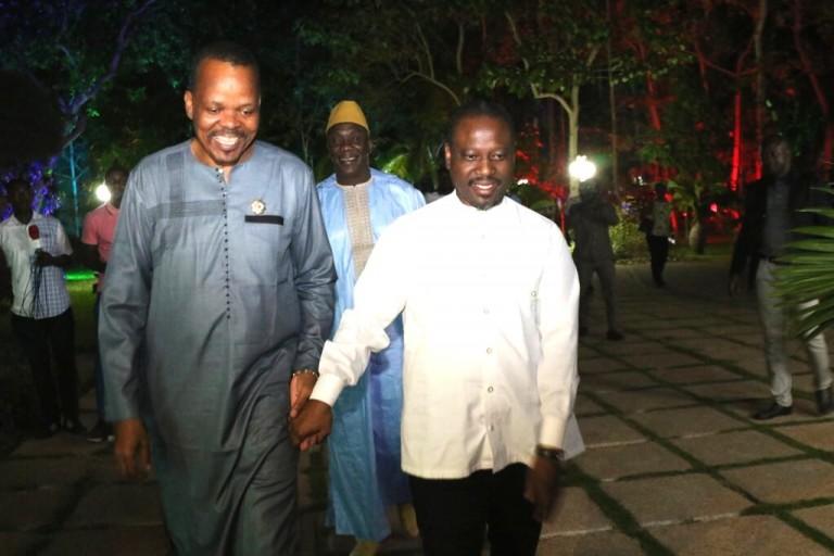 Moussa Touré nie la présence des armes dans la résidence de Soro à Marcory Résidentielle