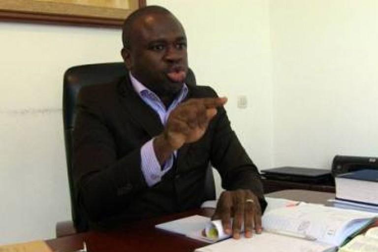 Me Claver N'Dry, avocat de Charles Blé Goudé