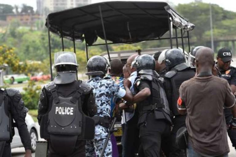 L'adjudant-chef de l' armée, DKA, arrêté et écroué à la prison militaire