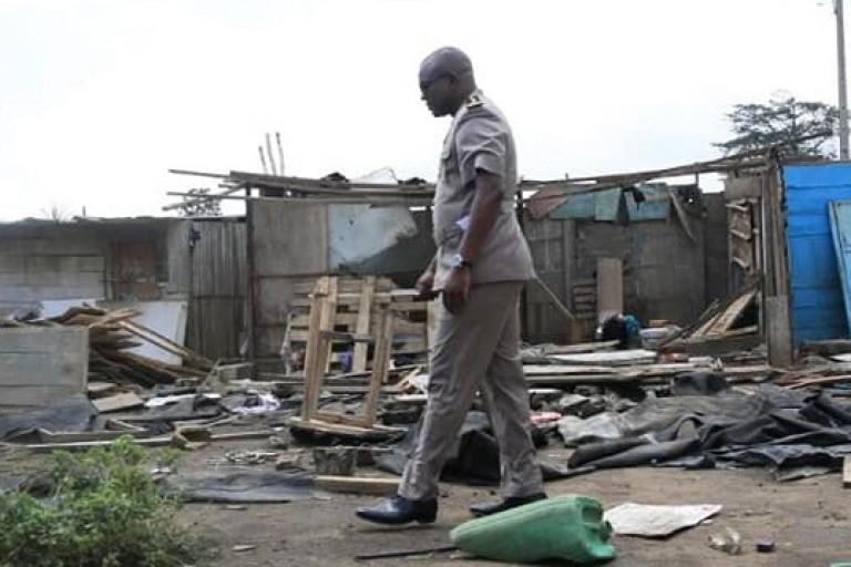 Le préfet d'Abidjan durcit le ton