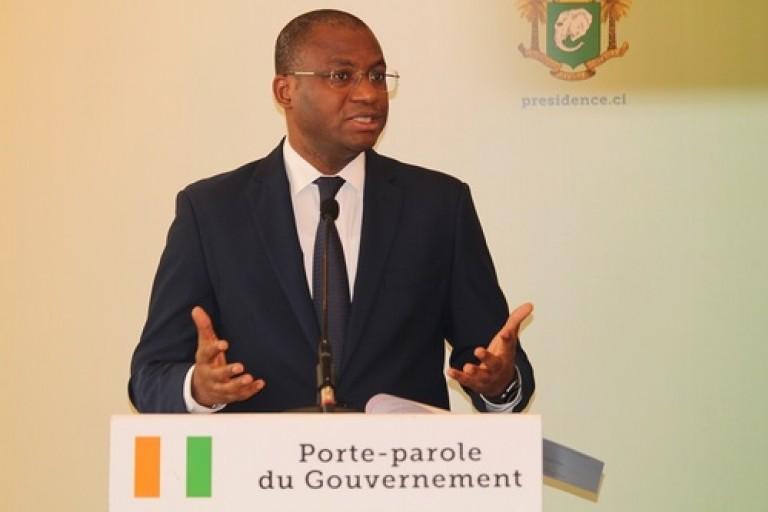 Sidi Touré, porte-parole du gouvernement ivoirien