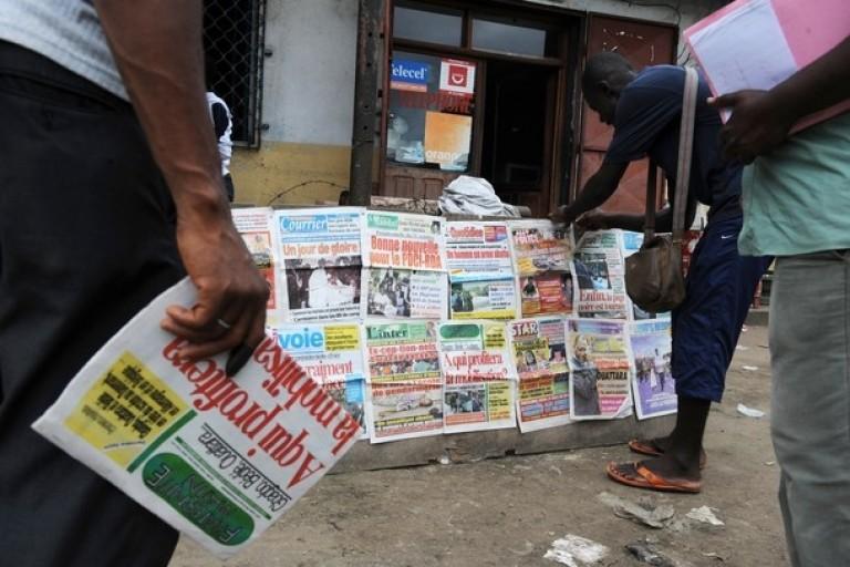 Titrologie : Revue de la presse ivoirienne du  19 octobre 2019