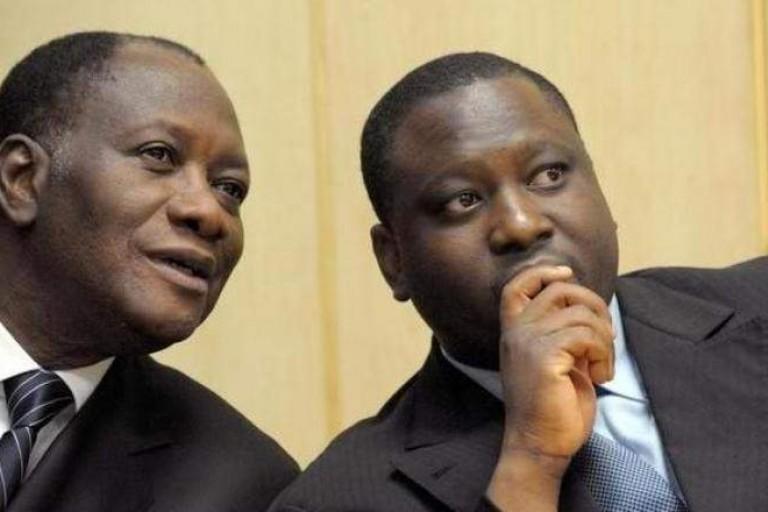 Guillaume Soro à Ouattara « Un Président ne devrait pas dire ça »