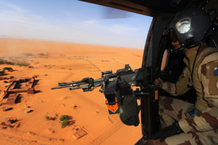 Des soldats français tués dans un crash d'avions