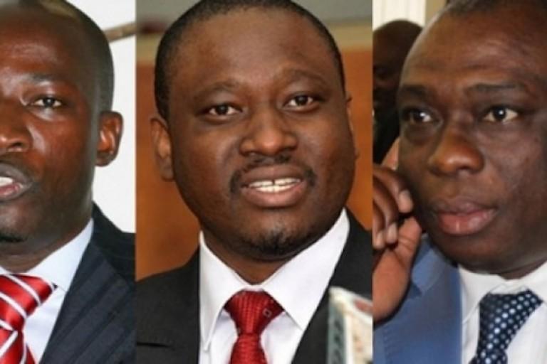 Charles Blé Goudé, Guillaume Soro, KKB... pleurent Hamed Bakayoko