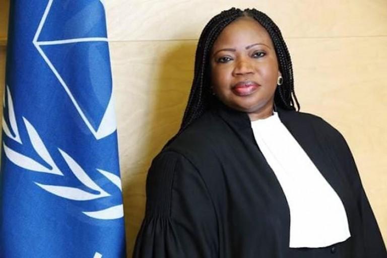 Fatou Bensouda, Procureure de la CPI
