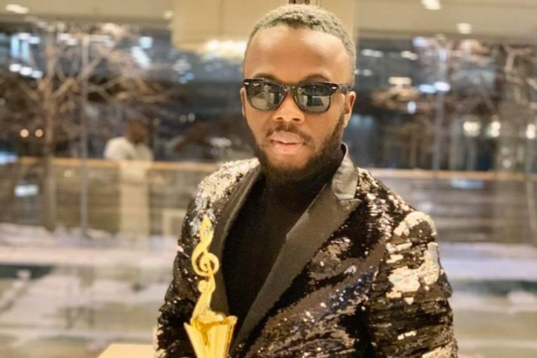 Kerozen DJ, sa chanson sur le Covid-19 appréciée par le PM Amadou Gon