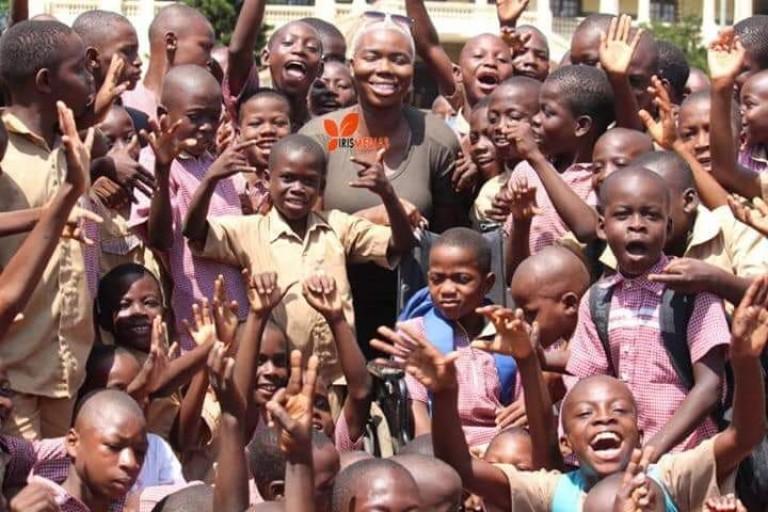 Maria Mobil et les Orphelins de Bingerville