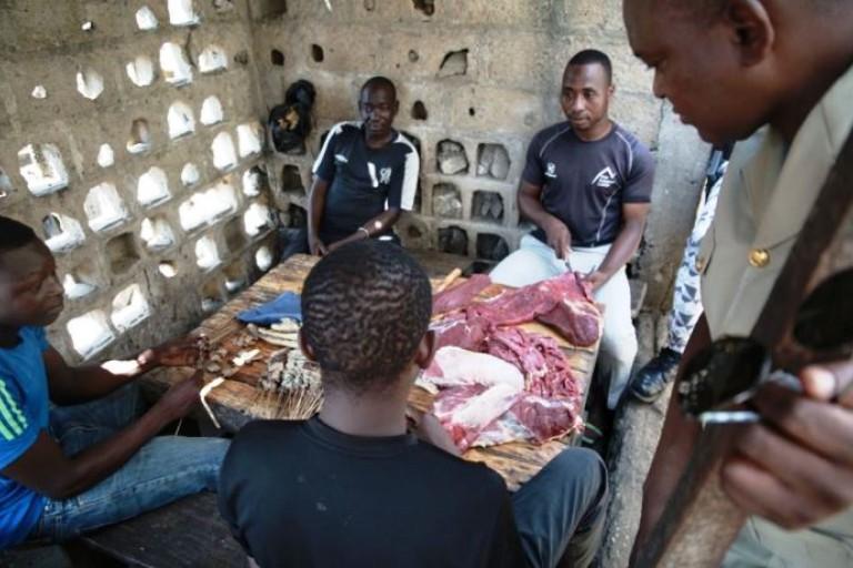 Le Préfet Vincent Toh Bi démasque des vendeurs de viandes clandestins