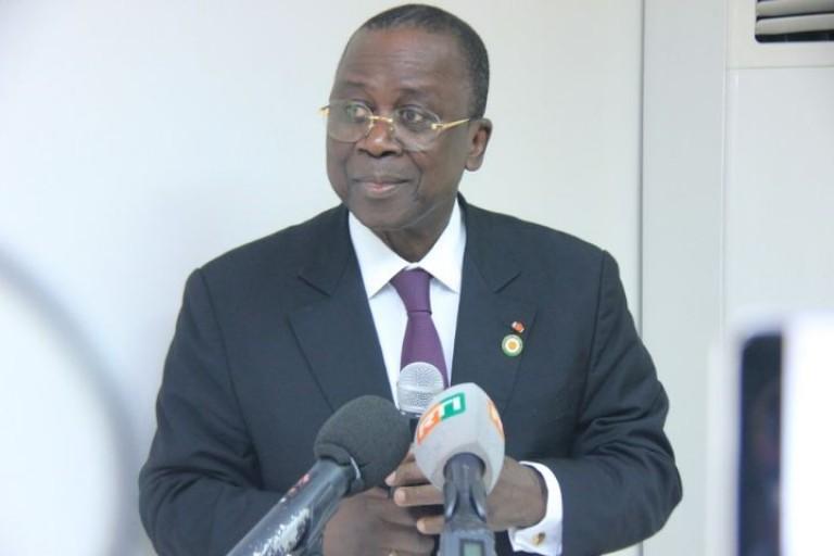 Présidentielle 2020, Ahoussou veut stopper le PDCI