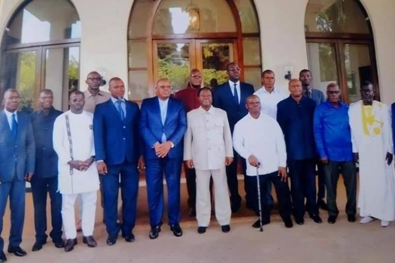 Henri Konan Bédié s'arme contre Alassane Ouattara