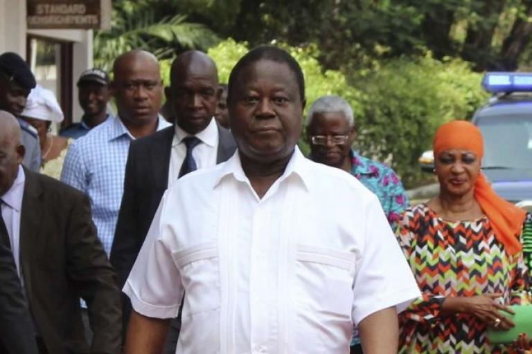 Henri Konan Bédié et le CDRP préparent un meeting