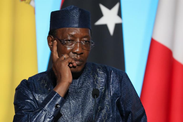 Idriss Deby Itno avoue la faiblesse du G5 Sahel