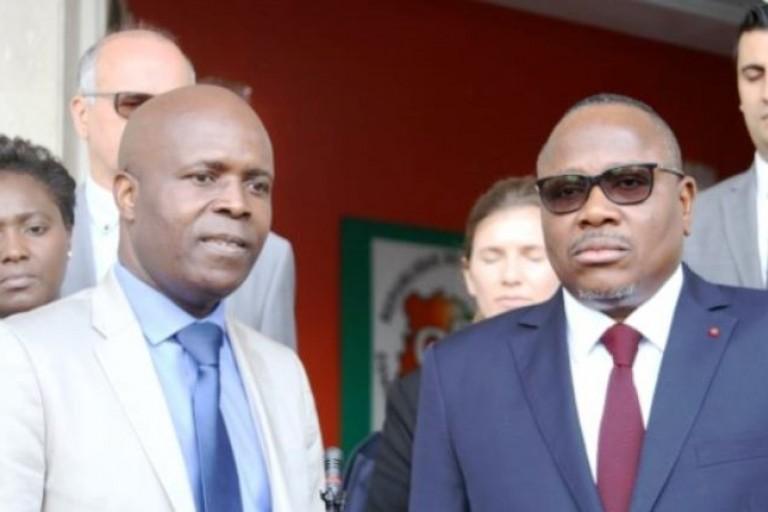Coulibaly-Kuibiert reçoit une mission de l' ONU