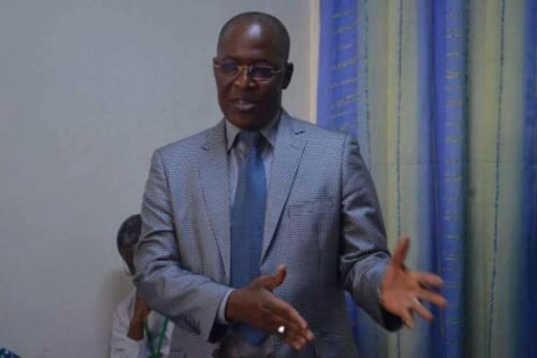 Mamadou Traoré, proche de Guillaume Soro
