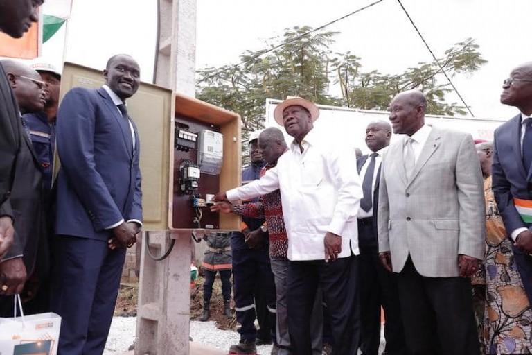 Alassane Ouattara determiné à changer les conditions de vie des Ivoiriens