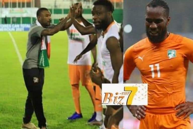 FIF: Devant Sidy Diallo, des supporters réclament Didier Drogba