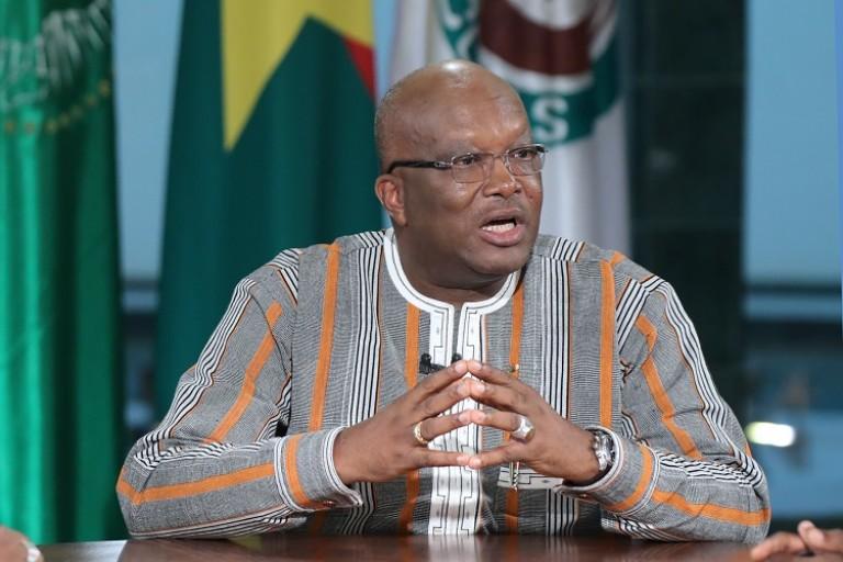 Roch Kaboré se réjouit du sommet Russie-Afrique