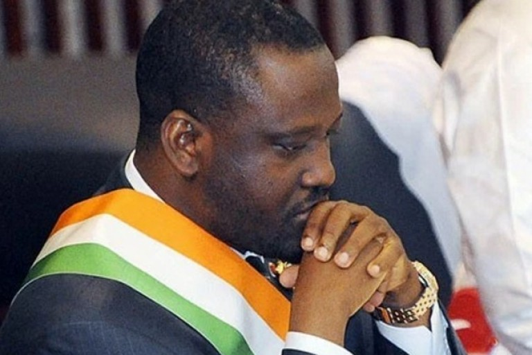 Guillaume Soro, ex patron du Parlement ivoirien
