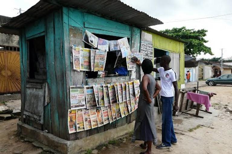 Titrologie : Revue de la presse ivoirienne du  18 novembre 2019