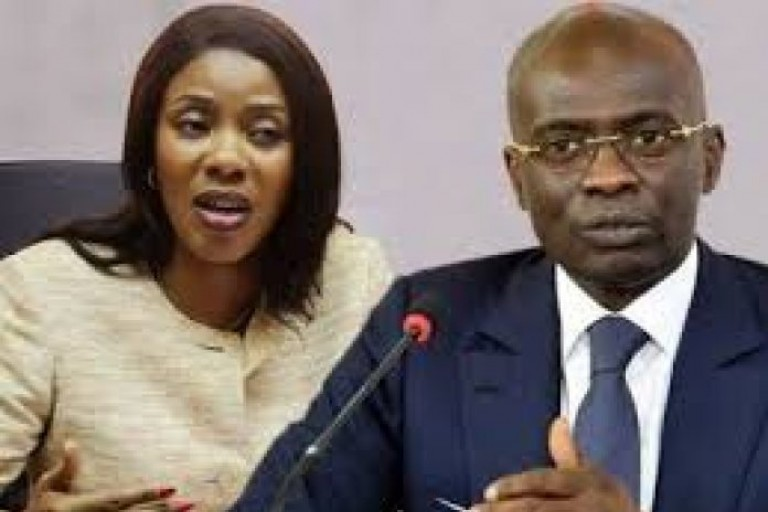 Affoussiata Bamba crucifie le Procureur Adou